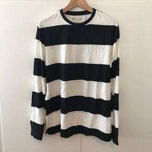Active Ride Shop Long Sleeve Striped tee